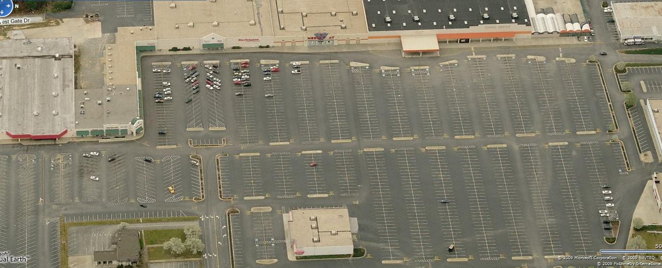 01 Westgate Shopping Center Aerial 102