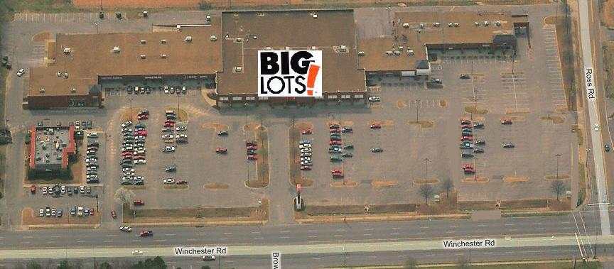00 Memphis Retail Center Aerial